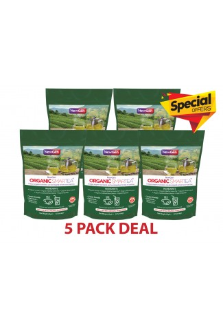 £25 off - Pack of 5 Smartea - Reduced from RRP £224.95