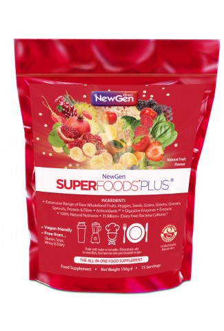 Sold out - Superfoods Plus is now available to preorder