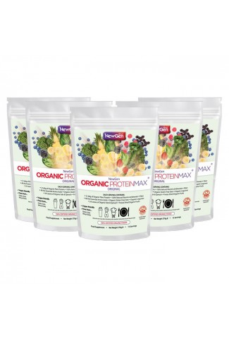 Organic ProteinMax (Original) Family Pack