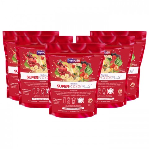 Superfoods Plus Family Pack