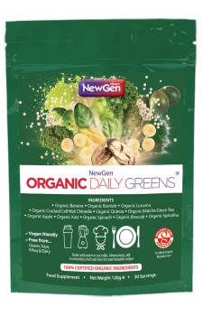 Organic Daily Greens - Now in stock!